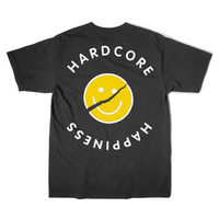 Acid House - Short Sleeve - Black