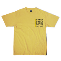 Acid House - Short Sleeve - Gold