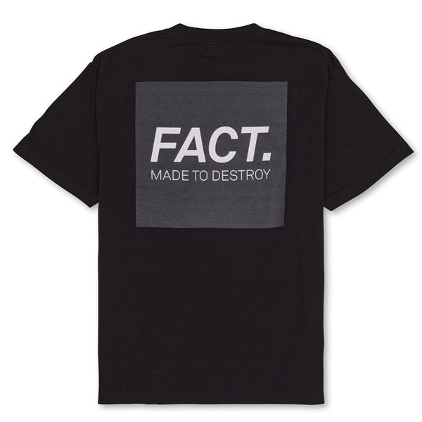 Box Logo - Short Sleeve - Black/Black