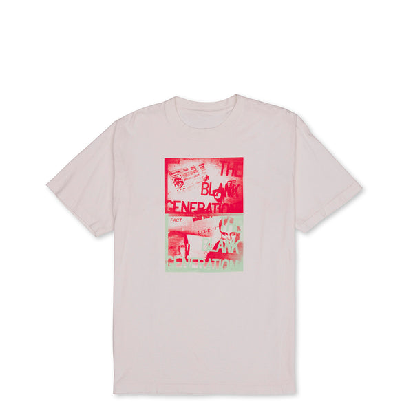 Blank Generation - Short Sleeve - White