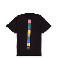 Color Bar - Short Sleeve - Black