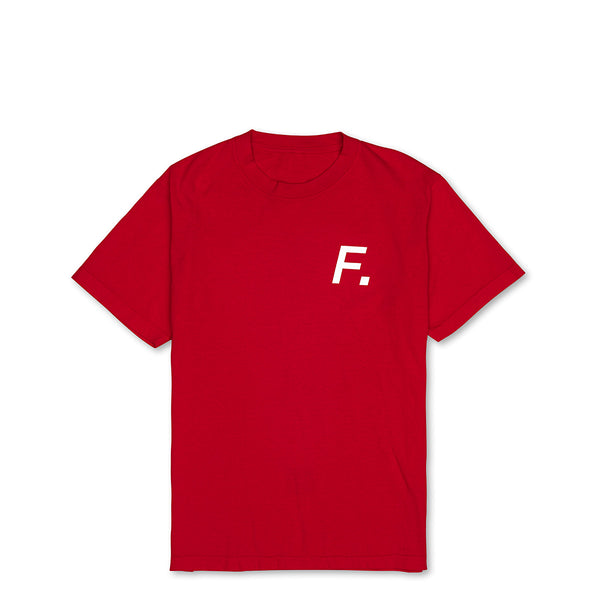 Color Bar - Short Sleeve - Red