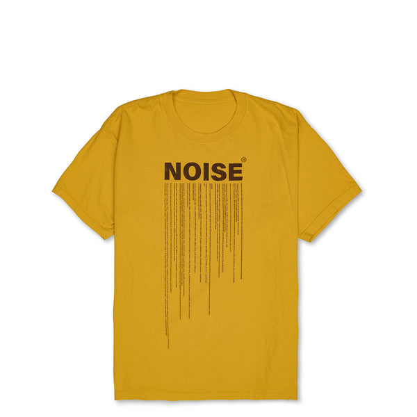 Noise - Short Sleeve - Yellow