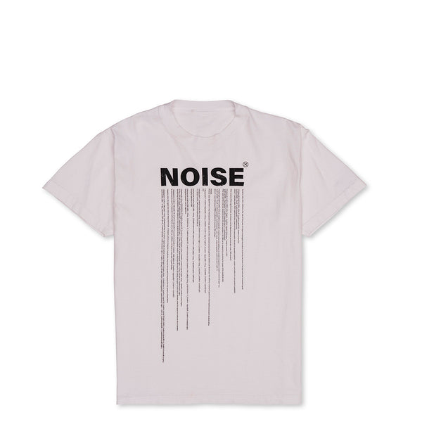Noise - Short Sleeve - White