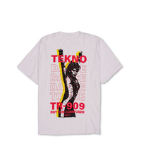 Tekno - Short Sleeve - White