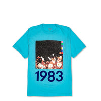 Corruption - Short Sleeve - Blue