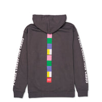 Color Bar - Hoodie - Charcoal