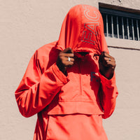 Anorak Jacket - Orange