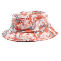 Blank Generation Bucket Hat - Orange