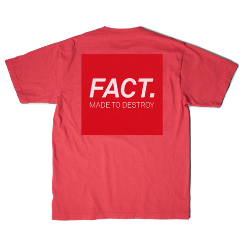 Box Logo - Short Sleeve - Red