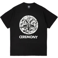 Ceremony - Short Sleeve - Black