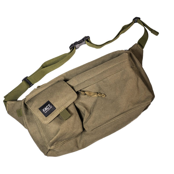 Shoulder Bag - Olive