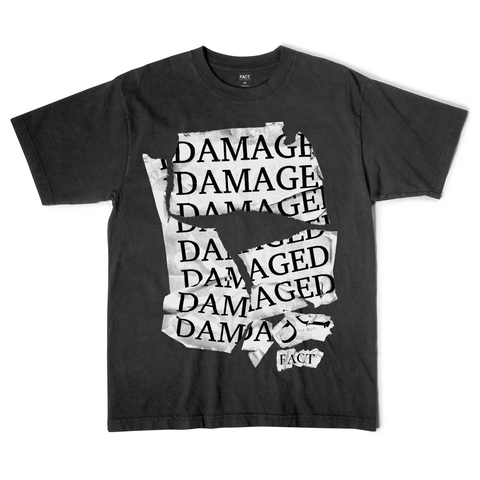 Damaged - Short Sleeve