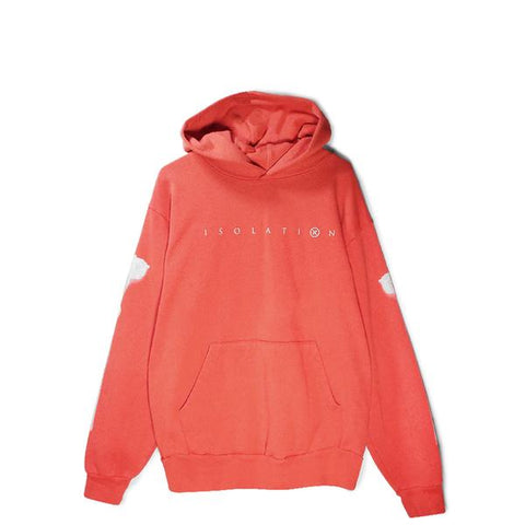 Isolation - Hoodie - Red