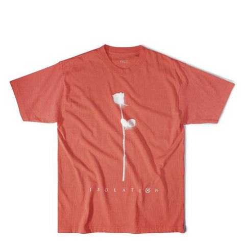 Isolation - Short Sleeve - Red