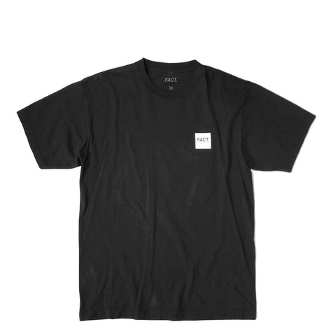 Box Logo Faded Black