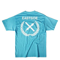 Eastside - Short Sleeve - Blue