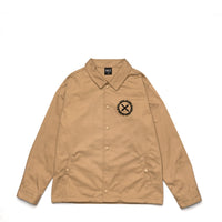 Disorder Coach Jacket - Khaki