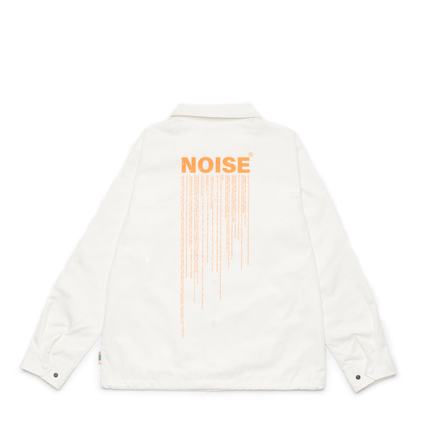Noise Jacket - White