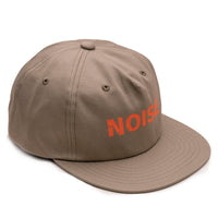 Noise 6 Panel Hat - Beige