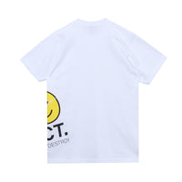 This is Acid - Short Sleeve - White