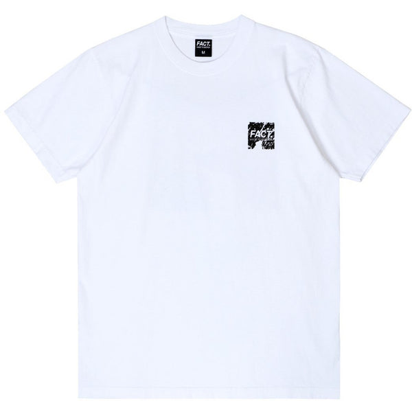 Destroy Box - Short Sleeve - White