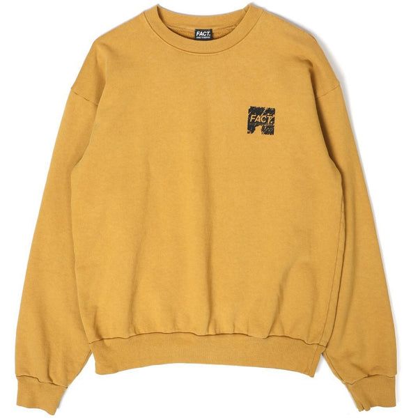 Destroy Box - Crew Neck - Bronze