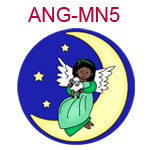 Angel moon 5 - African American