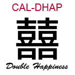 CAL-DHAP Chinese symbol for double happiness