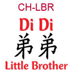 CH-LBR Symbol for di di little brother