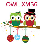 Two Owls Christmas 1