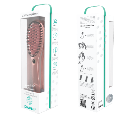 DAFNI Rose Gold 2