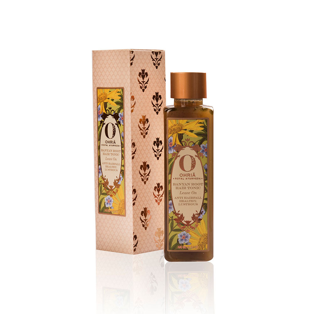 Ohria Ayurveda Banyan Root Hair Tonic 100ml