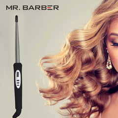 Mr.Barber Curl On Conical Tong 19mm