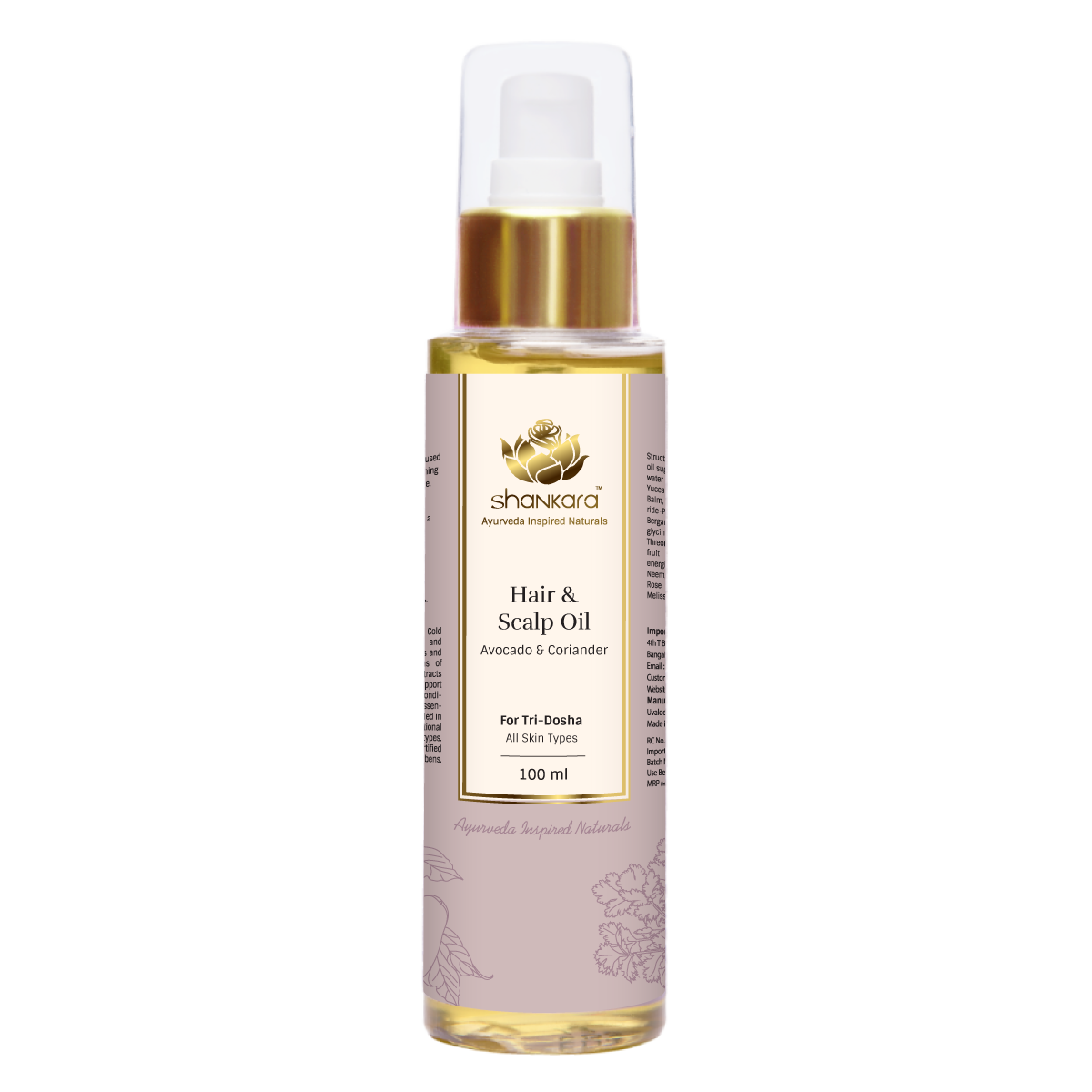Shankara Hair & Scalp Oil 100 ml