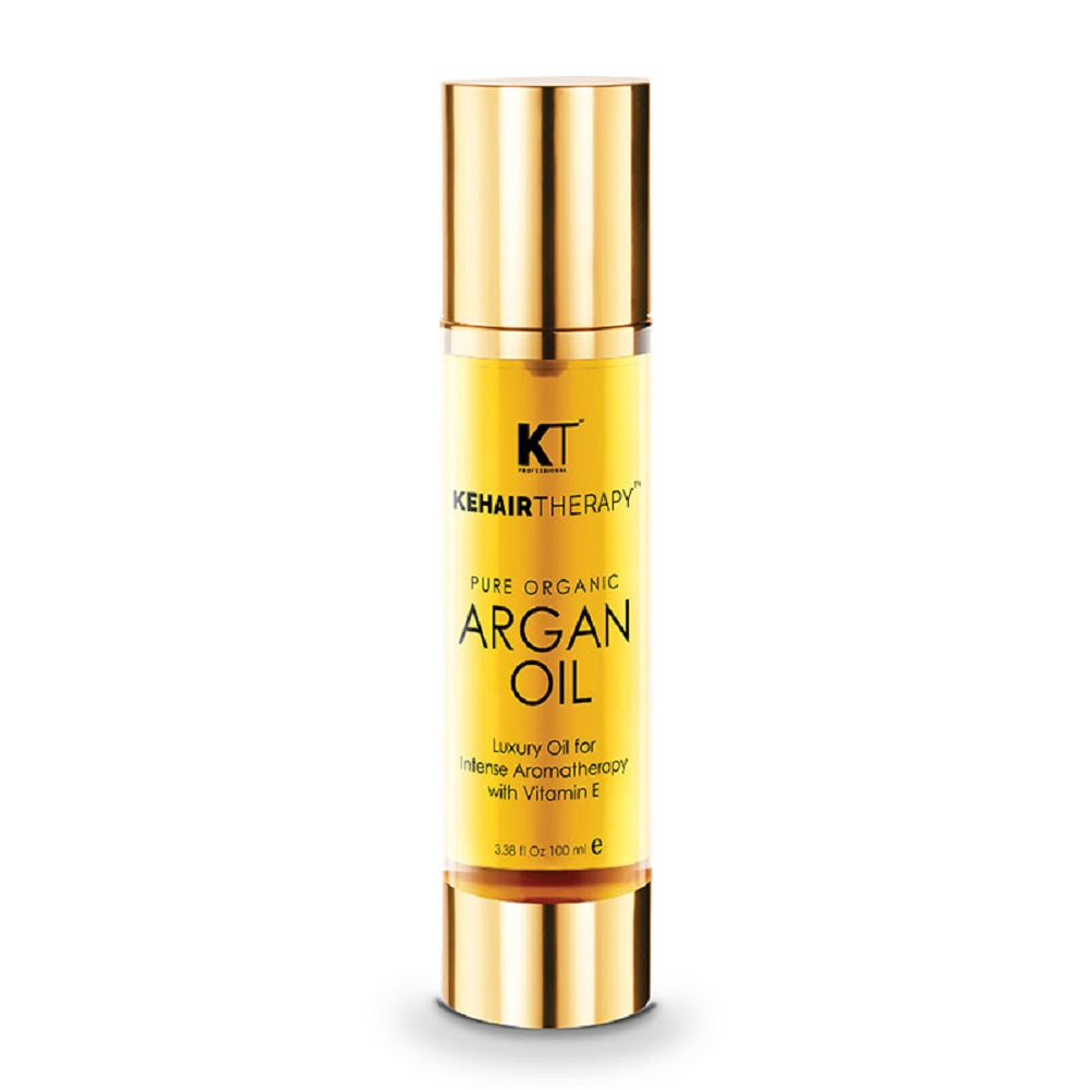 Kehairtherapy KT Professional Pure Organic Argan Oil Serum - 100 ml