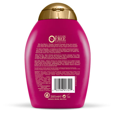 OGX Anti-Breakage Keratin Oil Shampoo 385 ML