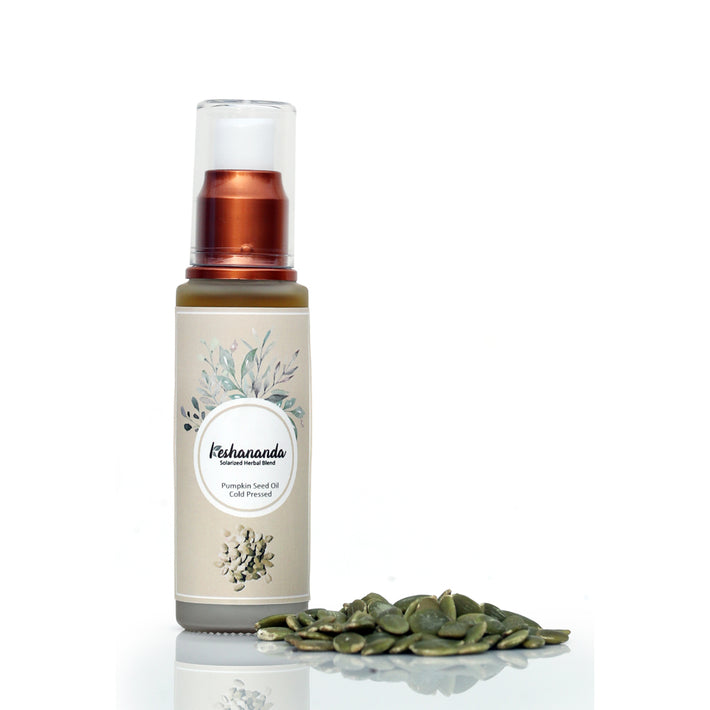 Keshananda Cold Pressed Pumpkin Seed Oil 50 ml
