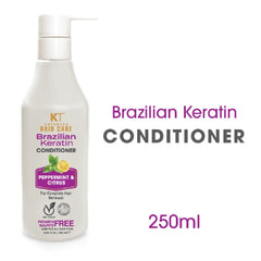 Kehairtherapy KT Professional Hair Care Brazilian Keratin Conditioner For complete hair renewal - 250 ml