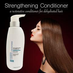 FCL Strengthening Conditioner Restorative Conditioner For De-hydrated Hair, Especially Effective On Damaged Hair And Restores Hydrophobicity 300ml