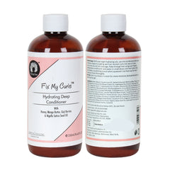 Fix My Curls Mellow Hydrating Deep Conditioner For Curly and Wavy Hair 250ml