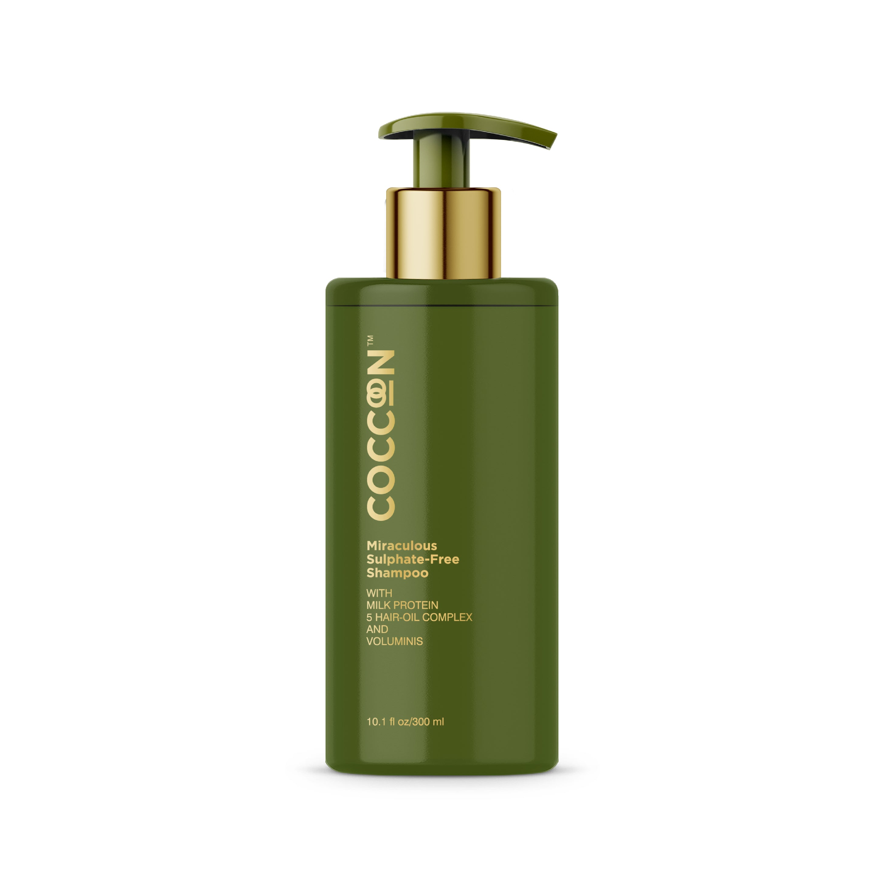 Coccoon Miraculous Sulphate Free Shampoo 300ml
