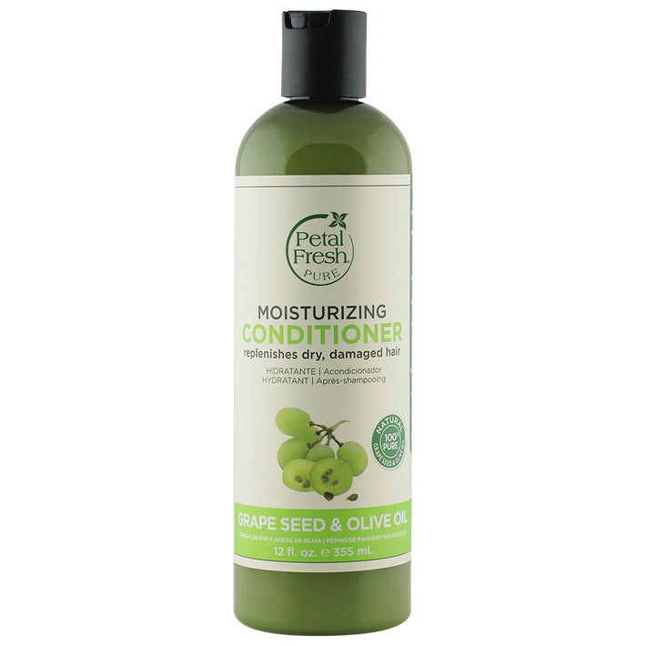 Petal Fresh Moisturizing Grapeseed & Olive Oil Conditioner 355 ML