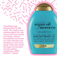 OGX Renewing Argan Oil Of Morocco Shampoo 385 ML