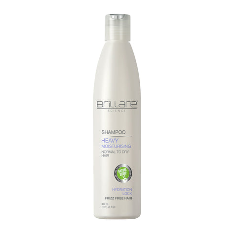 Brillare Shampoo For Dry, Frizzy Hair 300 ML