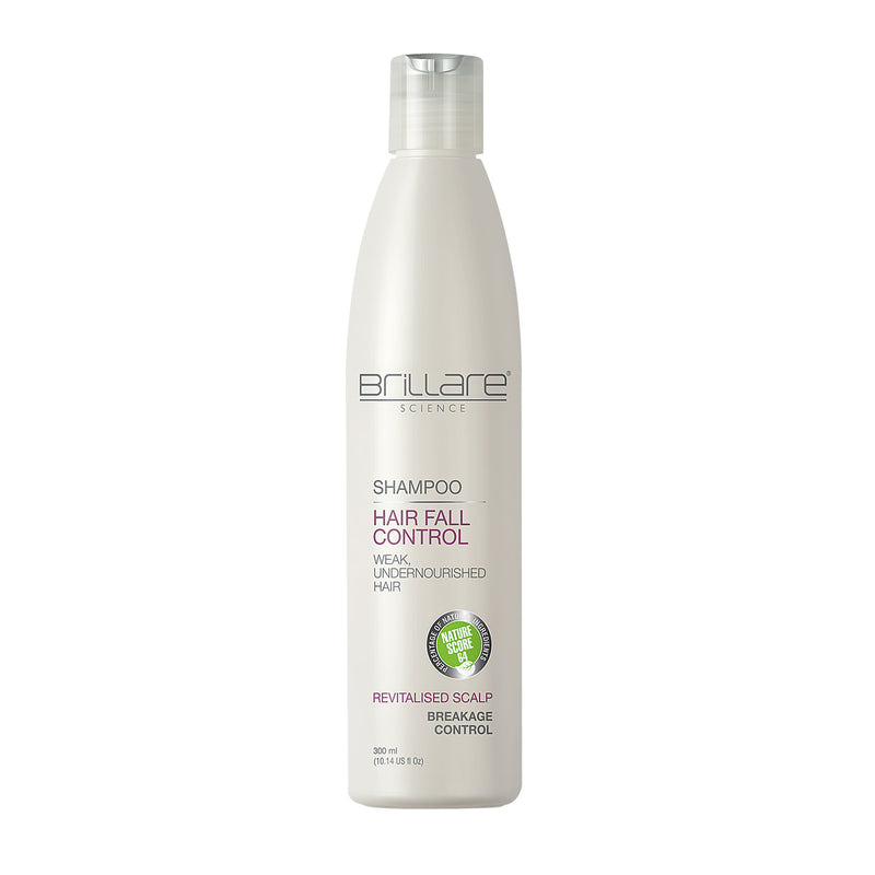Brillare Shampoo To Reduce Seasonal Hair Fall 300 ML