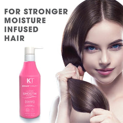 Kehairtherapy KT Professional Sulfate Free Ultra Smooth Shampoo - 1000 ml