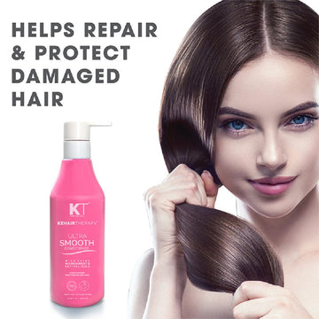 Kehairtherapy KT Professional Sulfate Free Ultra Smooth Conditioner - 250 ml