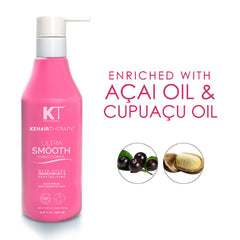 Kehairtherapy KT Professional Sulfate Free Ultra Smooth Conditioner - 1000 ml