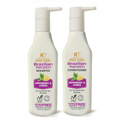 Kehairtherapy Advance Brazilian Keratin Shampoo & conditioner, 250 ml (Pack Of 2)